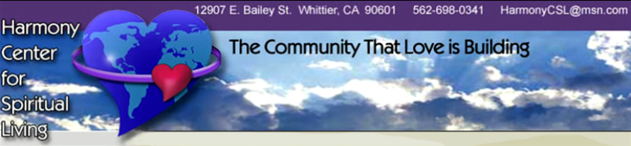 Harmony Center for Spiritual Living, Whittier, CA Church